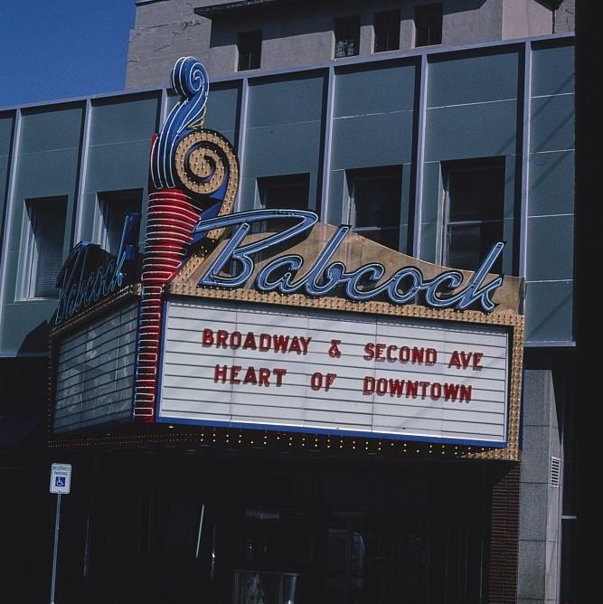The Historic Babcock Theatre