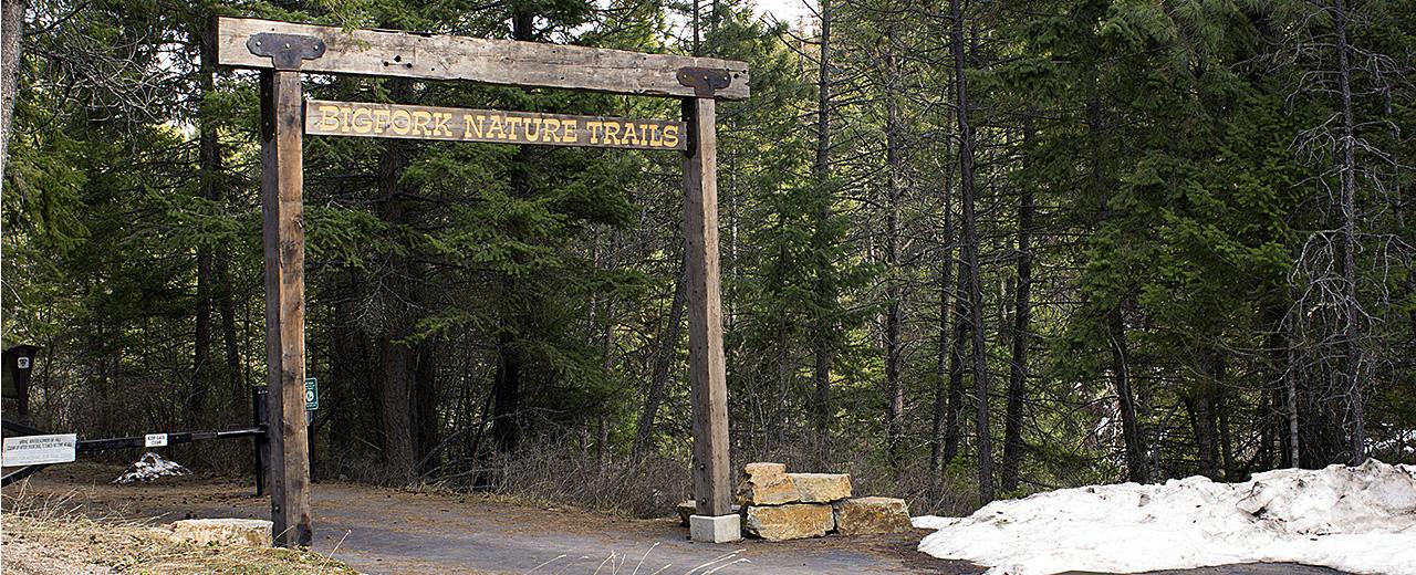 Bigfork Nature Trails (formerly Swan River Nature Trail)